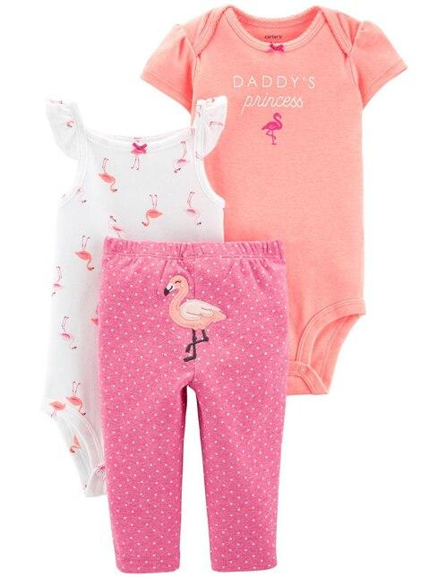99022a2bf Conjunto Carter s algodón para bebé