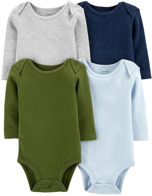 a8aec335c Set de pañaleros Carter's algodón para bebé