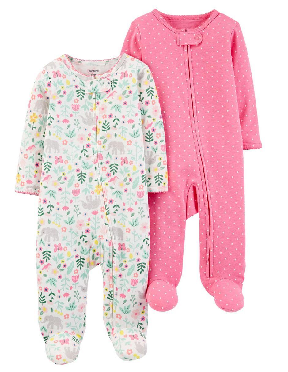 Set de mamelucos Carter s algodón para bebé Precio Sugerido e16885321de