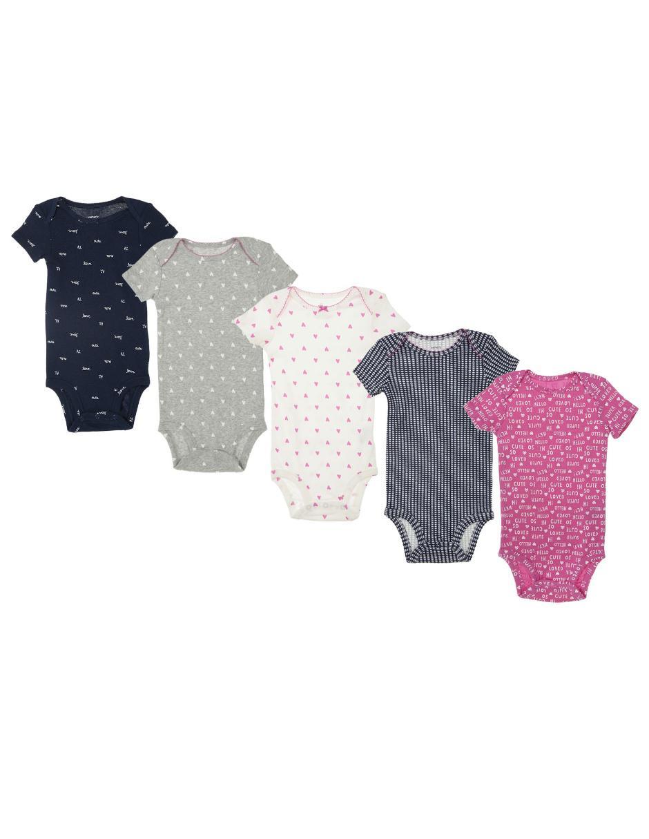Set de Pañaleros Carter s algodón para bebé  2a068b3381a2