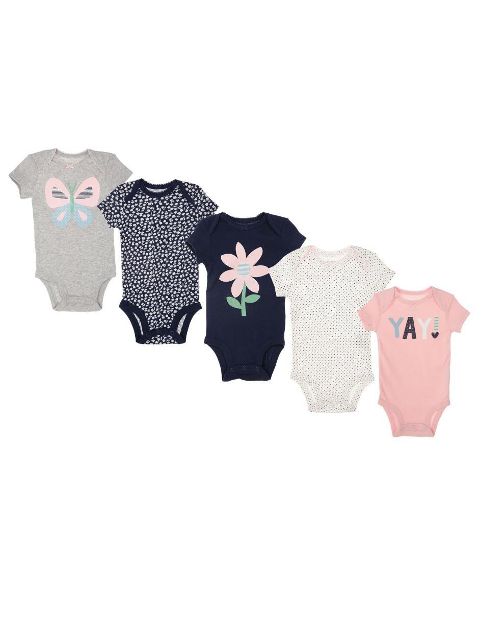 c2e740e13 Set de pañaleros Carter's algodón para bebé
